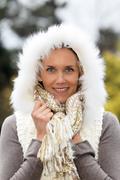 Stock Photo of winter fashion