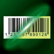 Stock Illustration of barcode