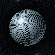 Stock Illustration of gravity sphere