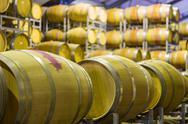 Wine barrel Stock Photos