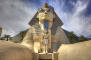Stock Photo of The Luxor, LV
