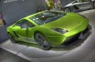 Stock Photo of Lamborghini