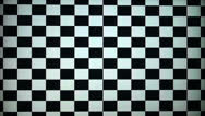 Stock Video Footage of The chessboard to calibrate the TV and monitor