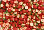 Stock Photo of fresh strawberry