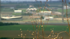Farm Landscape Stock Footage