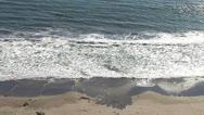 Stock Video Footage of Ocean Waves 02