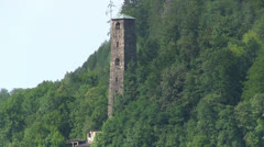 Shot tower Stock Footage