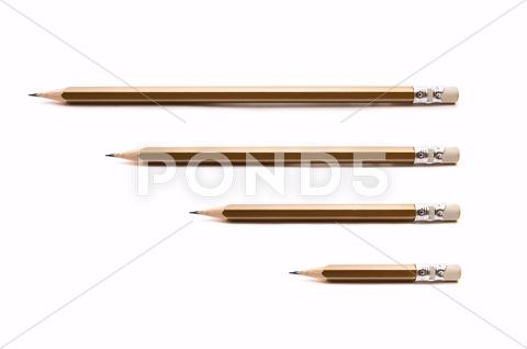 Stock photo of pencils