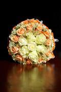 Wedding flowers. Stock Photos