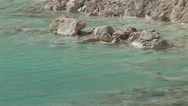 Stock Video Footage of Beutiful blue water