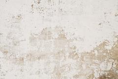 white wall texture. - stock photo