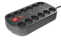 Twelve socket adaptor Stock Photos