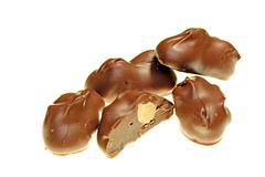 chocolates - stock photo