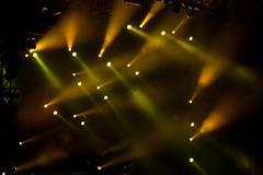 Stock Illustration of stage lights 05