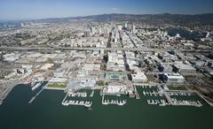 Oakland City Kuvituskuvat