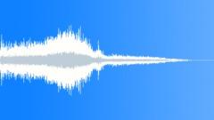 Diesel car departure - sound effect