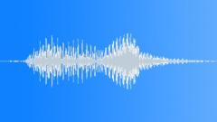 Cartoon voice 5 - sound effect
