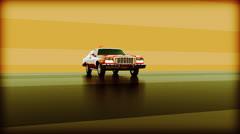 Gran Torino 128 bpm phrase VJ Stock Footage
