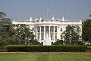 Stock Photo of the white house