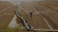 irrigation 0313 1 - stock footage