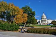 Washington DC Capitol Stock Photos