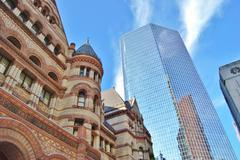Downtown Toronto Modern Architecture, Canada - stock photo