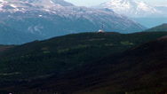 Norway - Tromso Panoramic - Travel destination -  Northern Europe Stock Footage