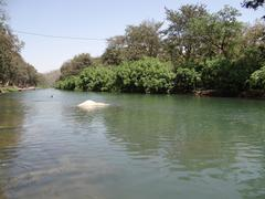 Mandakini River 4 Stock Photos