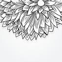 Stock Illustration of Peony flower
