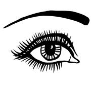 Eye Stock Illustration