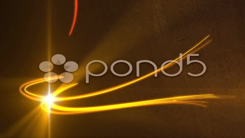 After Effects Project - Pond5 Orange Lines 22554719