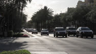 Stock Video Footage of Miracle Mile, Coral Gables, Fl