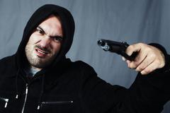 Gangsteri henki Kuvituskuvat