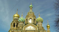 Church of the Savior on Blood in St. Petersburg HD Footage