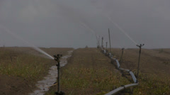 Irrigation 0313 5 Stock Footage