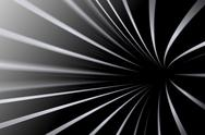 Abstract line black and white background Stock Illustration