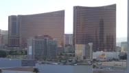 Stock Video Footage of Wynn-Encore Time Lapse