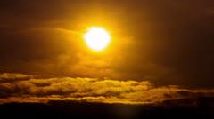 NO BIRDS! 4K & HD; Sun,clouds - MADE OF 14 bit RAW OUTPUT! Stock Footage