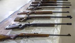 Guns Stock Photos