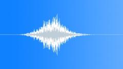 Creative Originality Wobble Whoosh Transition 102 Sound Effect