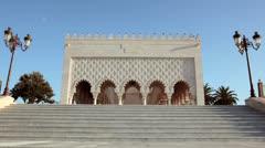 Rabat - stock footage