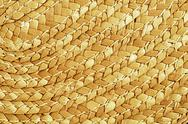 Stock Photo of straw texture pattern