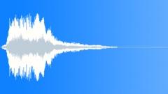 Short advance fanfare - sound effect