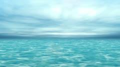 Blue Ocean VBHD0312 - stock footage