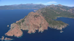 CORSICA PS1000981 Stock Footage