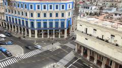 Havana Cuba Stock Footage