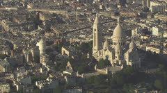 SACRE COEUR PS1000983 Stock Footage