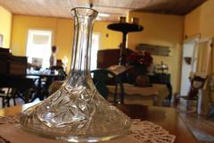 Antique Vase - stock photo