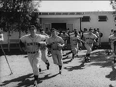 Vintage Sports_Baseball 11 - stock footage