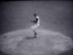 Vintage Sports_Baseball 05 - stock footage